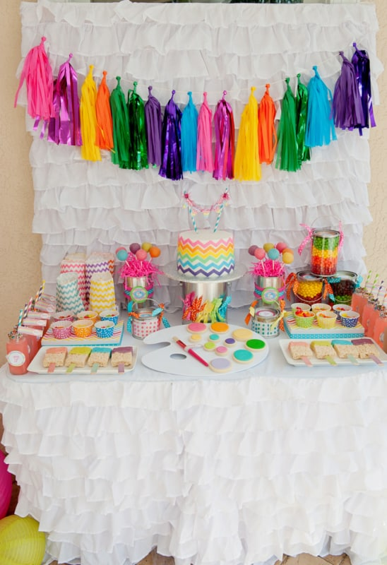 festa de aniversário com tema carnaval 34