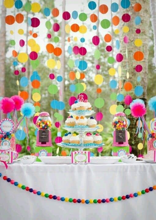 festa de aniversário com tema carnaval 36