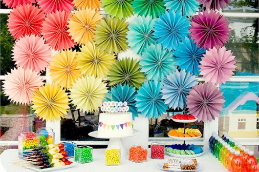 festa de aniversário com tema carnaval 38