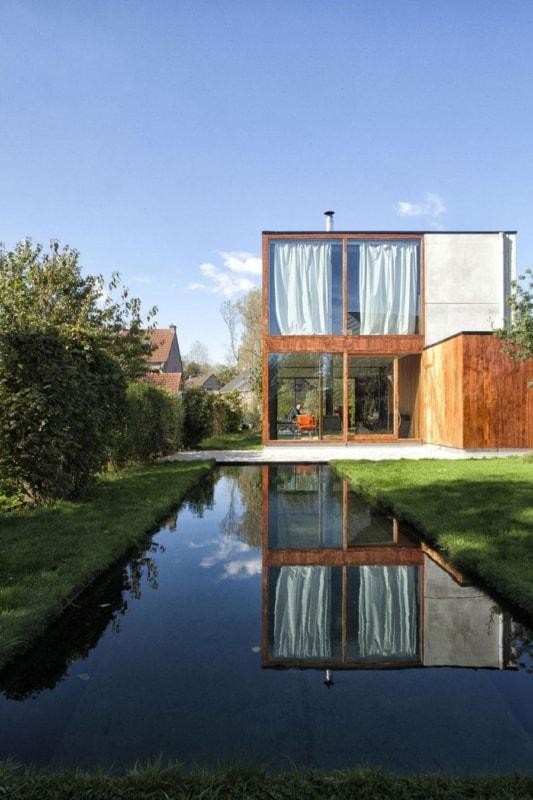 ideias de Casas minimalistas