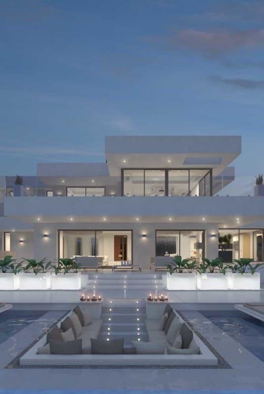 mansões