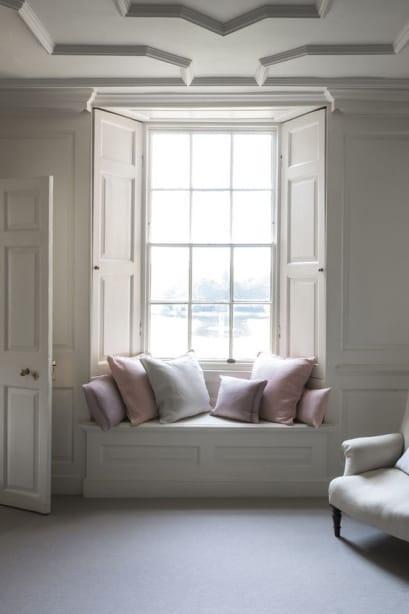 Cantinho da leitura na janela37