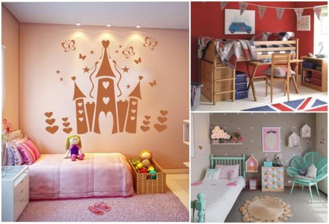 Dicas de decoração de quarto infantil
