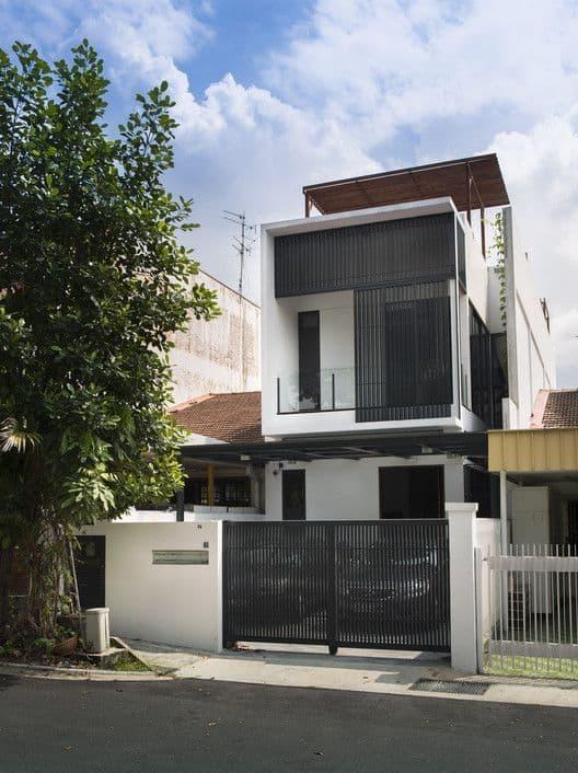 Ideia para decorar casa moderna com PB