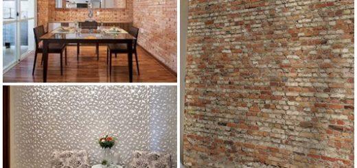 Ideias para revestimento de parede 5