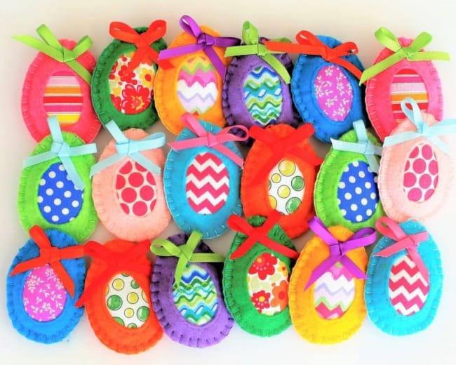 Ovinhos artesanais para vender na Páscoa