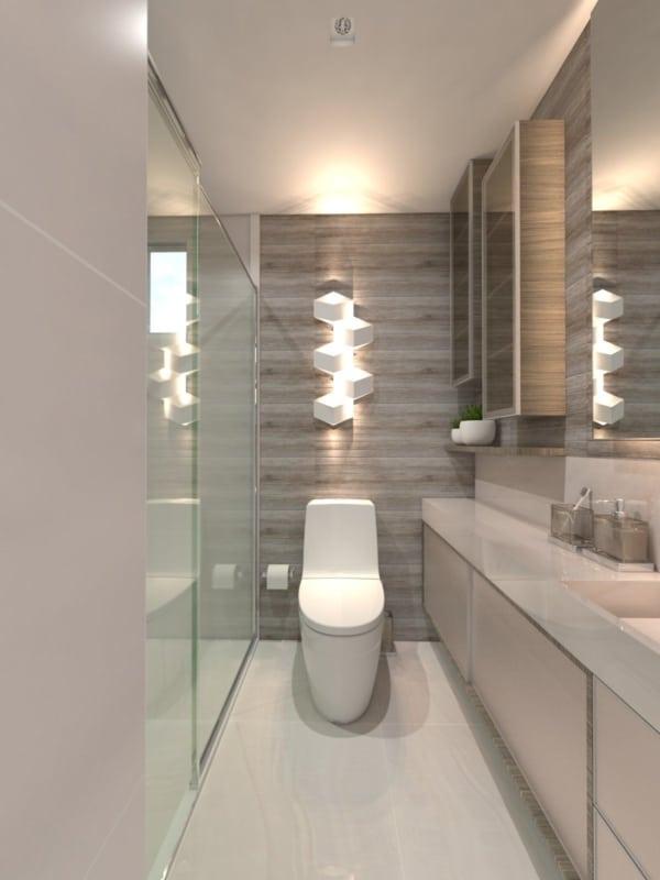 Revestimento de parede para banheiro com pedras54