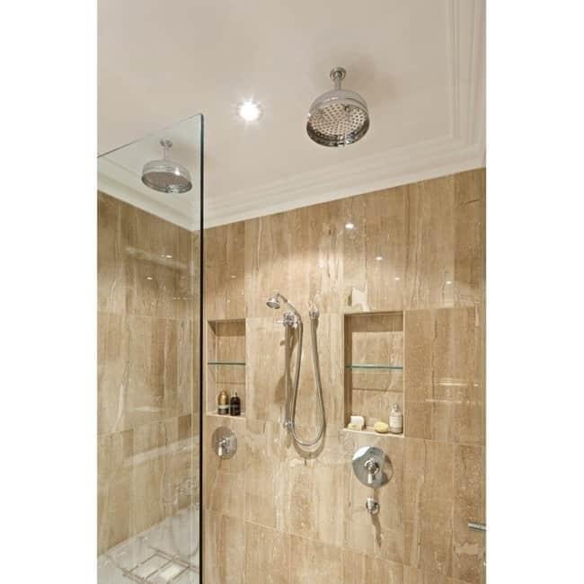 chuveiro simples de teto