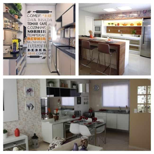 como redecorar a cozinha