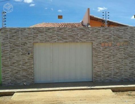 fachada com cerâmica