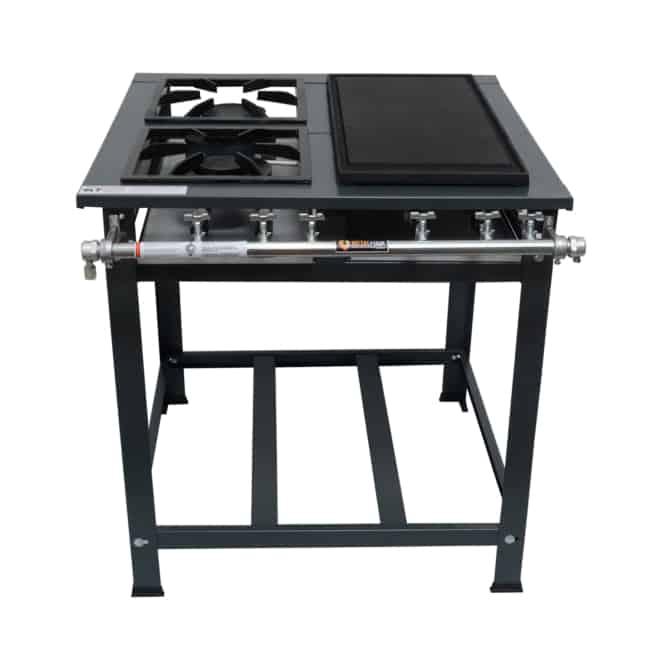 modelo de Chapa para fogão a gás