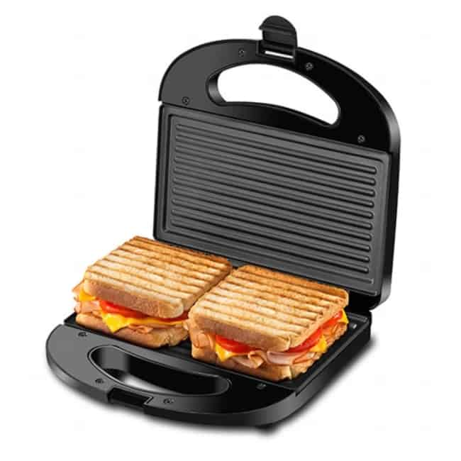 sanduicheira simples para cozinha de casa