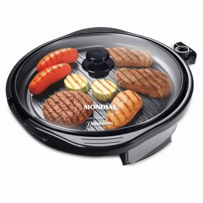 panela grill para cozinha