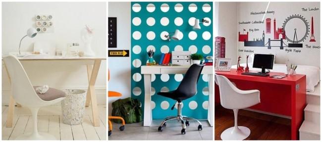 cadeira moderna para escrivaninha
