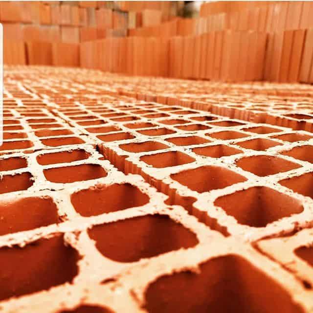 desvantagens tijolo baiano