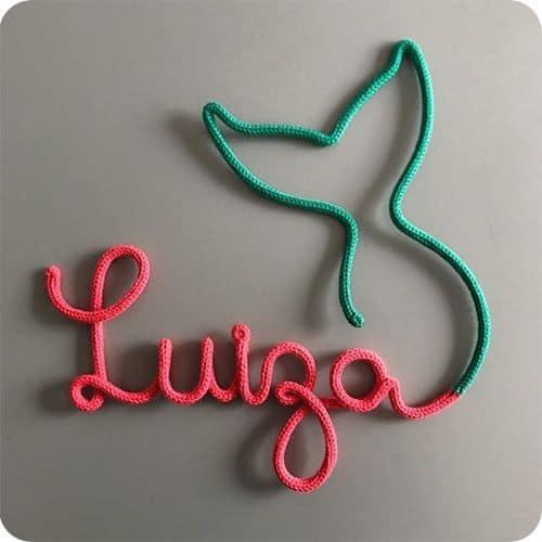 nome de tricotin para decorar quarto de criança