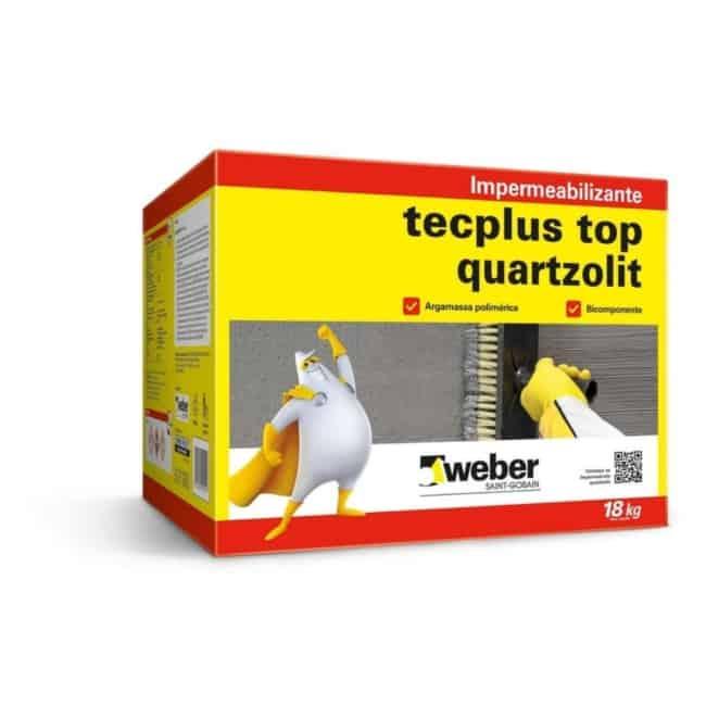 dicas impermeabilizante Quartzolit Tecplus
