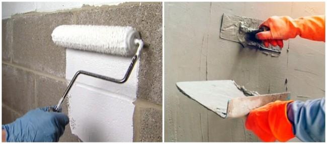 como impermeabilizar paredes