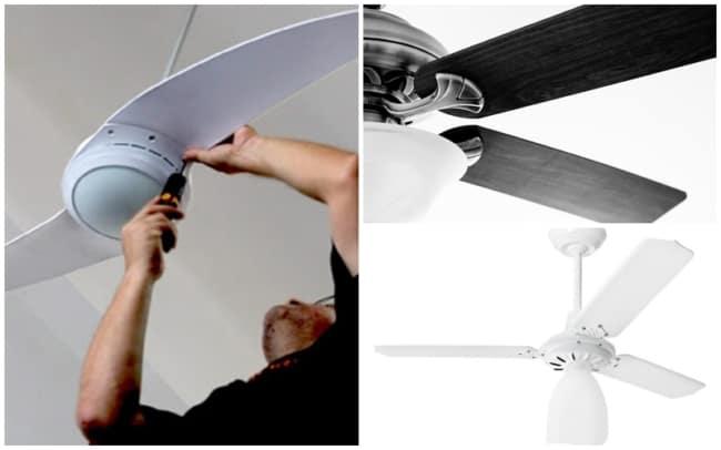cuidados para instalar ventilador de teto