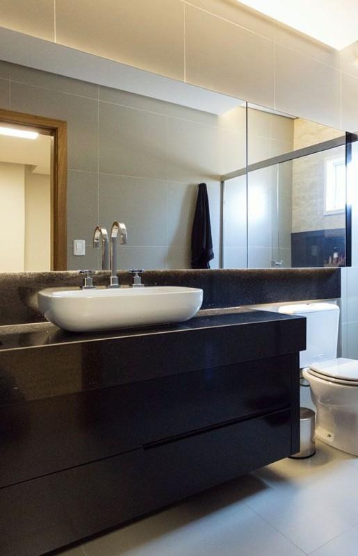 Granito São Gabriel em banheiros