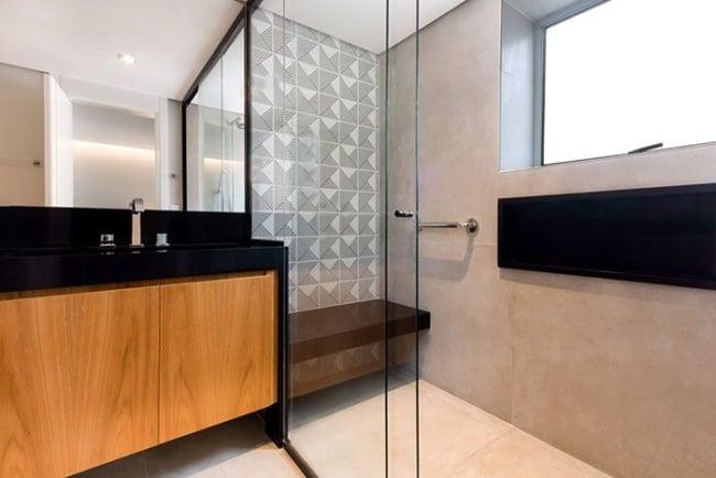 Granito São Gabriel no banheiro
