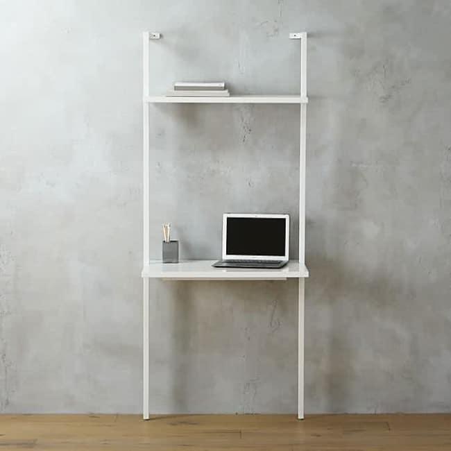 Mesa dobrável de parede de madeira