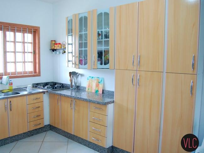 Papel contact para cozinha madeira