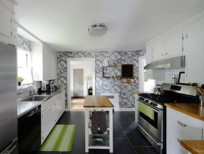 Papel contact para cozinha paredes