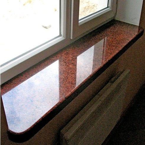 Soleiras de granito para janela 1