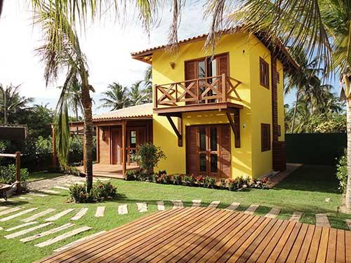 casas baratas com varanda