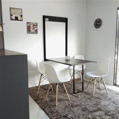 ideias de Mesa dobrável de parede para cozinha