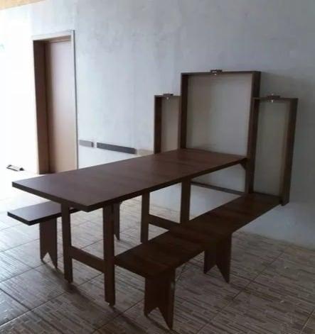 mesa grande para churrasco