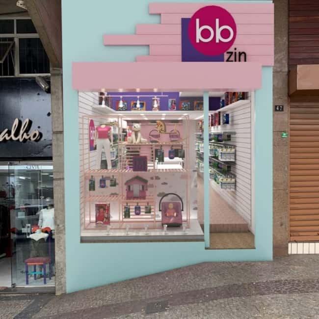 nome de loja infantil bbzin