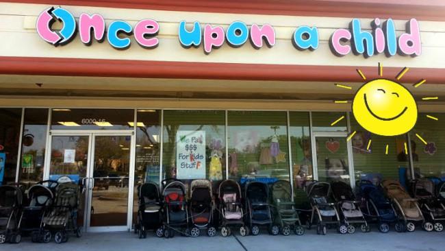 nome de loja infantil diferente nos EUA