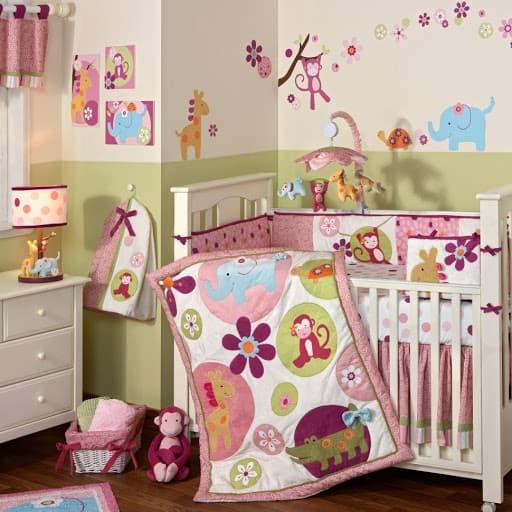 quarto de bebê safari dicas
