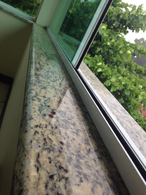 tipo de soleiras de granito na janela