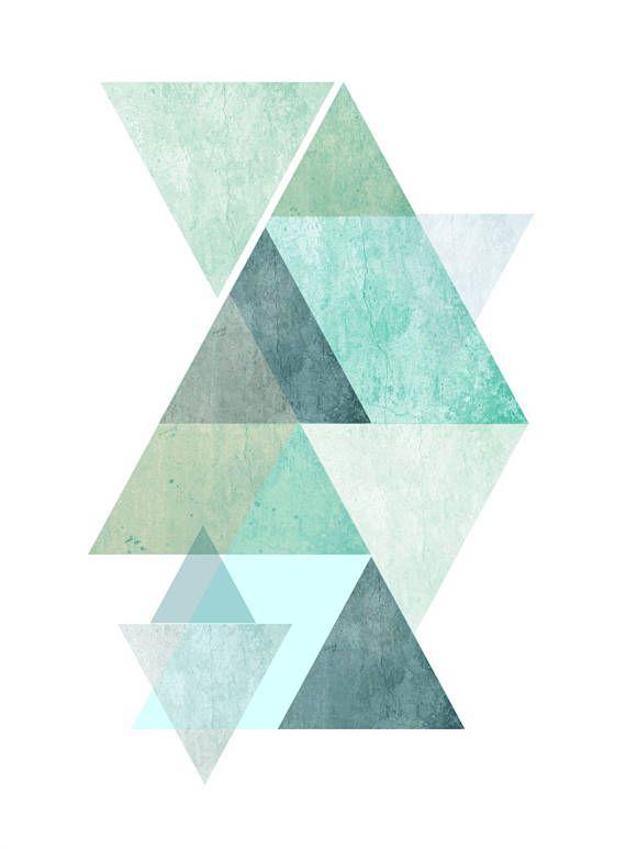 quadro tumblr azul para imprimir grátis