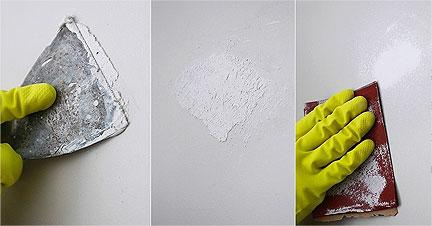 Como emassar parede 4