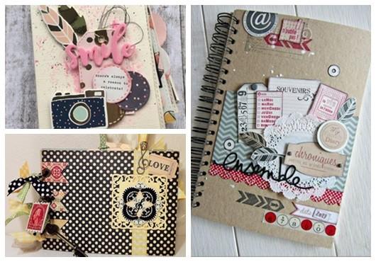 Ideias para Scrapbook5