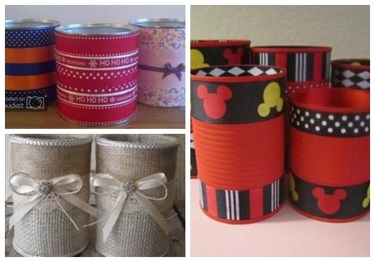 Ideias para latas decoradas1
