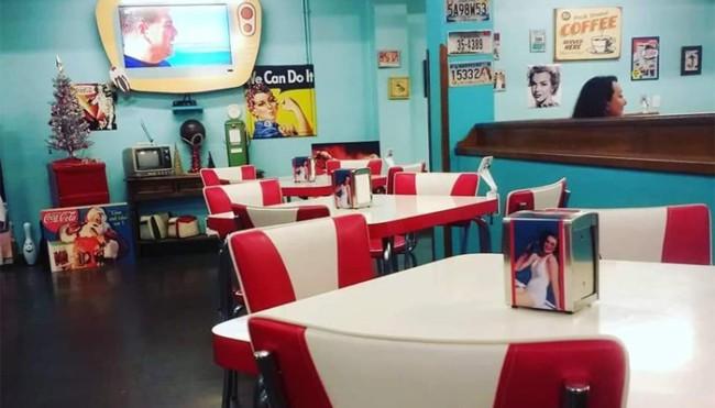 Mesas e cadeiras para restaurante 13 1