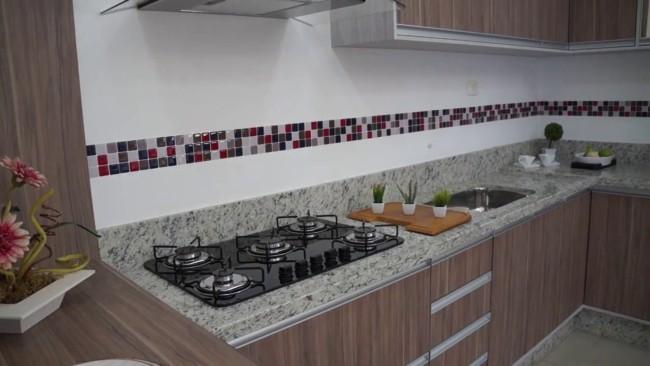 faixa para cozinha fotos