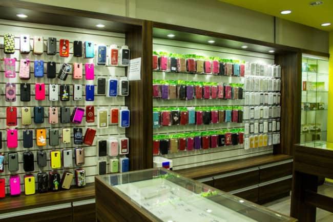 lojas de celulares