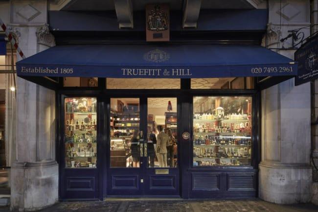 lojas inglesas