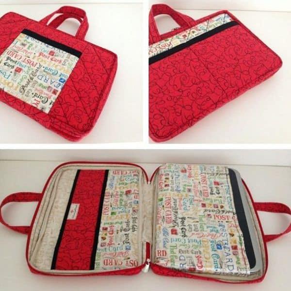 Bolsa capa para notebook
