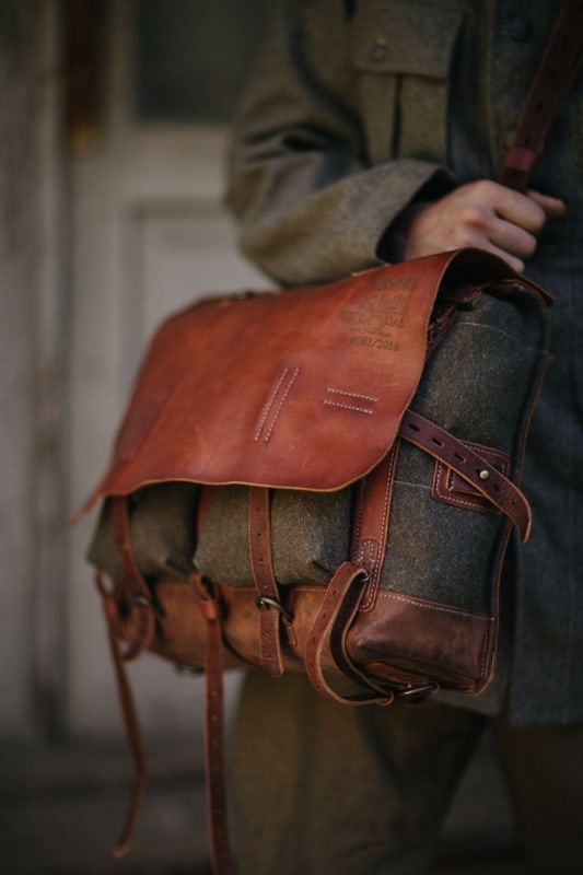 Bolsa para notebook artesanal