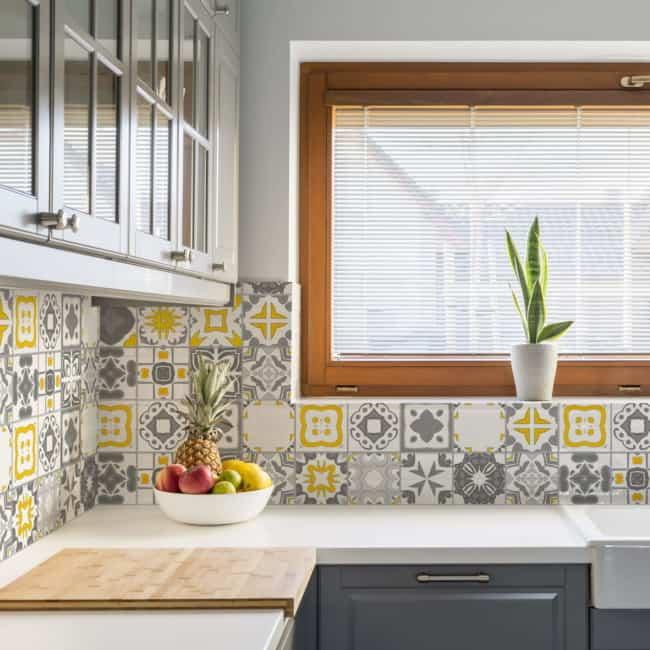 faixa para cozinha com ceramica dicas