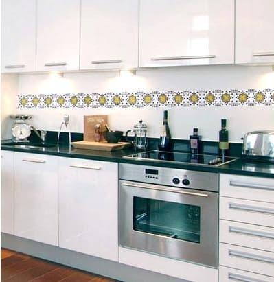faixa para cozinha dicas