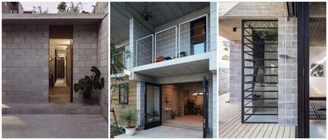 vantagens de construir casa com blocos de concreto