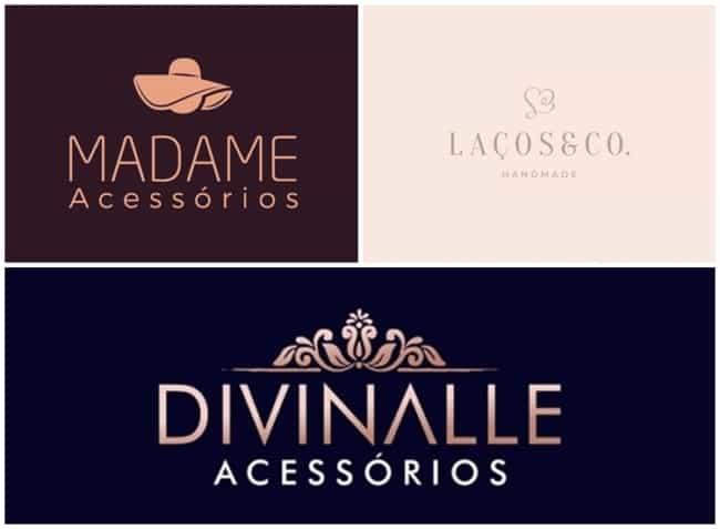 nomes para lojas virtuais de acessórios